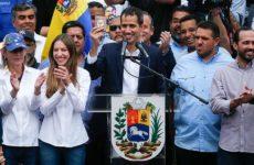 Eπέστρεψε στη Βενεζουέλα ο Γκουαϊδό