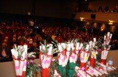 Γιορτή Ερασιτεχνικού Αθλητισμού με τη βράβευση των κορυφαίων αθλητών του Δήμου Βόλου