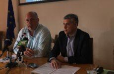 Παρουσίαση έργων που χρηματοδοτεί η Περιφέρεια Θεσσαλίας και υλοποιεί ο δήμος Βόλου