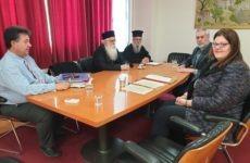 Ολοκληρώθηκε η ανταλλαγή οικοπέδων για την κατασκευή του 5ου Νηπιαγωγείου Αλμυρού