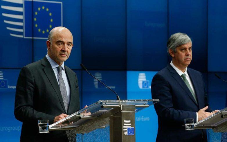 Eurogroup: «Πάγωσε» η εκταμίευση του 1 δισ.