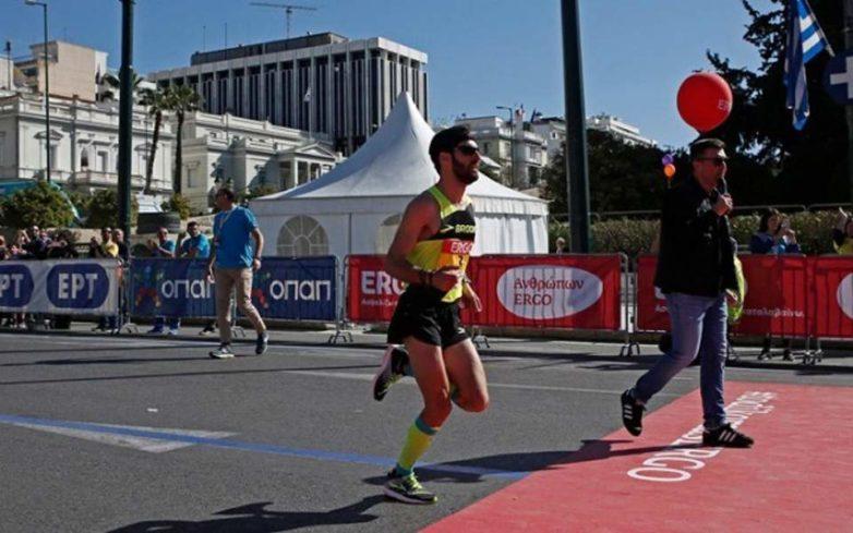Νίκη και ρεκόρ για τον Π. Καραΐσκο στον Ημιμαραθώνιο