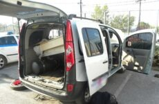 Εντάλματα σύλληψης κατά δύο ατόμων για την υπόθεση μεταφοράς των 99,5 κιλών χασίς