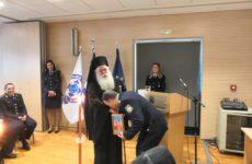 Με κάθε επισημότητα η τελετή ανάληψης καθηκόντων του νέου Διευθυντή Αστυνομίας Βασ. Καραΐσκου