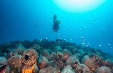 Εγκαινιάζει τα υποβρύχια μουσεία στις Σποράδες η Περιφέρεια Θεσσαλίας