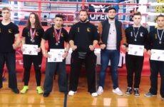 Δυνατή παρουσία του Kempo στο Πανελλήνιο Πρωτάθλημα Ένοπλης Μάχης στην Αθήνα
