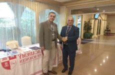 Aναγόρευση καθηγητή Δημήτρη Κουρέτα ως μέλους στην Παγκόσμια Ακαδημία Επιστημών