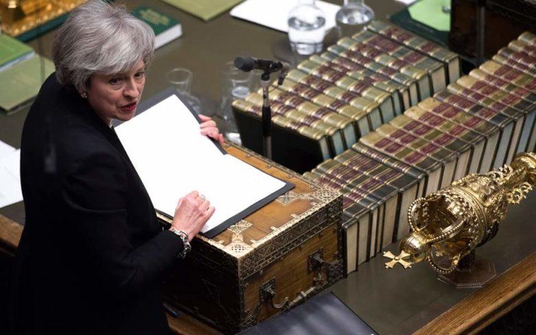 Εντολή για «Brexit με συμφωνία» από το βρετανικό κοινοβούλιο