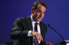 Κυρ. Μητσοτάκης: Οι βουλευτές μας δεν θα κάνουν χρήση της τροπολογίας «Κουντουρά»