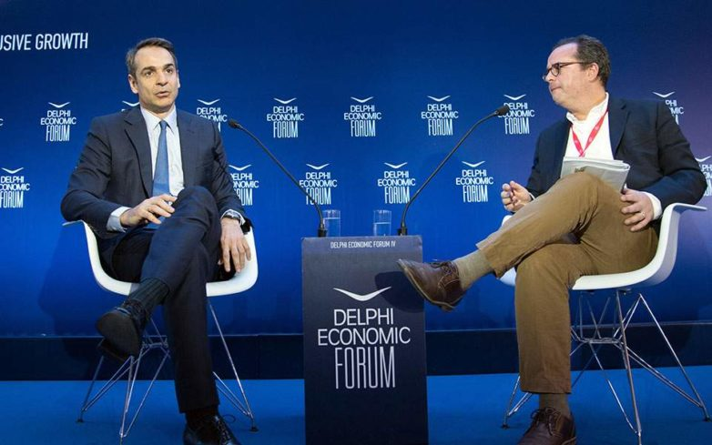 Κυρ. Μητσοτάκης: Νέα οικονομική συμφωνία με τους εταίρους