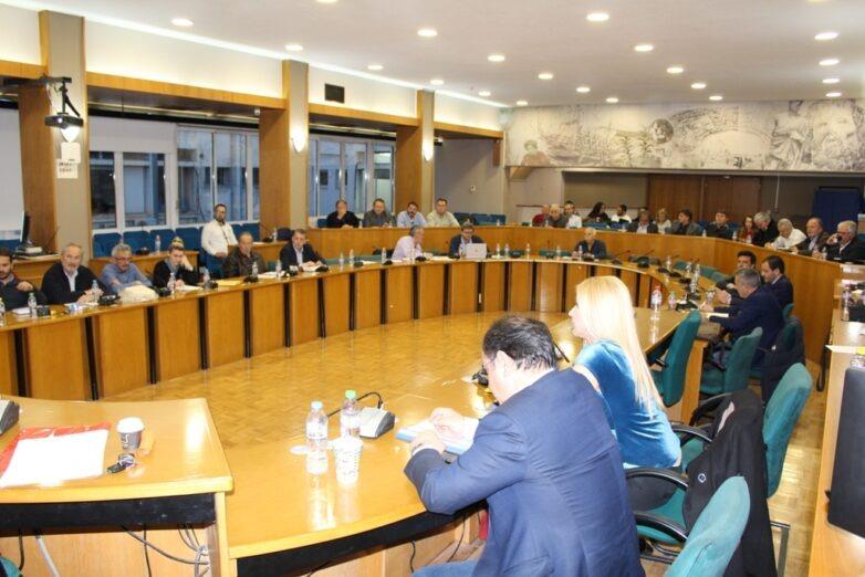 Πρόταση για κλειστό αρδευτικό δίκτυο για 1.100 στρέμματα σε Πουρί και Μακρυρράχη κατέθεσε Περιφέρεια Θεσσαλίας