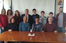 Σύσκεψη με εκπαιδευτικούς για την προώθηση του STEM και της ρομποτικής στα σχολεία