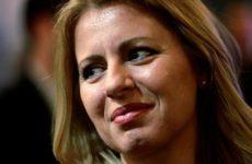 Ζουζάνα Τσαπούτοβα: Το φαβορί για την προεδρία της Σλοβακίας