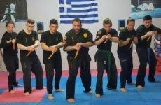 Tο Kempo στο Πανελλήνιο Πρωτάθλημα Ένοπλης Μάχης στην Αθήνα