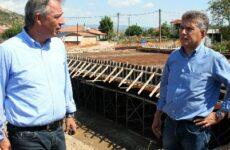 Δεκαέξι έργα ύψους 3,3 εκατ. ευρώ ξεκινούν στην Π.Ε. Τρικάλων