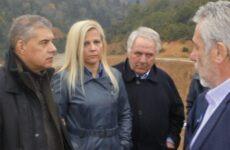 Τοποθέτηση νέου χλοοτάπητα στα γήπεδα ποδοσφαίρου Ευξεινούπολης, Πλατάνου, Πτελεού και Σούρπης
