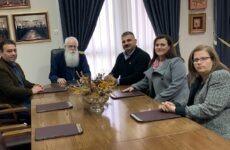 Μ. Μιτζικός: Να καταστεί το Νότιο Πήλιο πόλος έλξης για θρησκευτικό τουρισμό