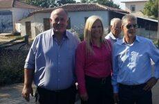 Εργασίες άμεσης αποκατάστασης βλαβών στο οδικό δίκτυο Δήμου Ρήγα Φεραίου