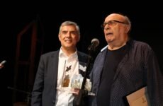 Η Περιφέρεια Θεσσαλίας τίμησε τον Κώστα Τσιάνο για την προσφορά του στο Θέατρο