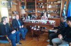 Συνάντηση δυτών με την αντιπεριφερειάρχη ΠΕΜΣ για την υπερβαρική ιατρική