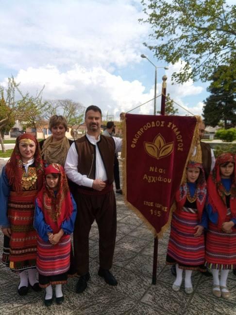 Στις εκδηλώσεις μνήμης για τον Θρακικό Ελληνισμό ο Φιλοπρόοδος Σύλλογος Ν. Αγχιάλου