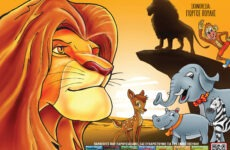 """Στον Βόλο το Μικρό Θέατρο Λάρισας & «Ο Βασιλιάς των Λιονταριών"""""""