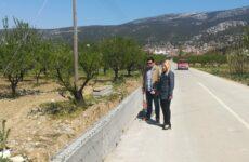 Αποκατάσταση  βλαβών του οδικού δικτύου στον Δήμο Ρήγα Φεραίου