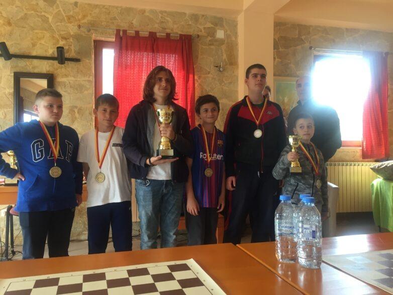 MVP σε διεθνή φιλική σκακιστική συνάντηση ο Κωνσταντίνος Τσαρσιταλίδης από το Βελεστίνο
