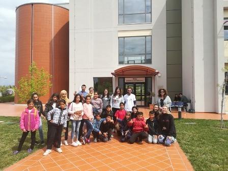 Υποδοχή μαθητών-προσφύγων στο ΤΒΒ