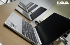 Η ΛΑΒΑ εξοπλίζει το Γυμνάσιο και το Λύκειο της Νισύρου με 45 φορητούς ηλεκτρονικούς υπολογιστές