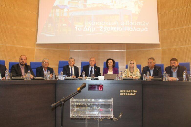 Κώστας Αγοραστός: Περιφέρεια -πρότυπο η Θεσσαλία στη χώρα