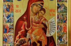 Διαδικτυακά η Ακολουθία του Ακαθίστου Ύμνου προς την Υπεραγία Θεοτόκο