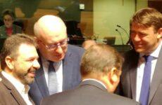 Συμβούλιο Υπουργών Γεωργίας και Αλιείας της Ε.Ε. στο Λουξεμβούργο