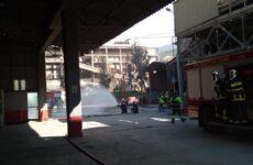 Επιτυχής υλοποίηση σεναρίου αντιμετώπισης πυρκαγιάς στην ΑΓΕΤ