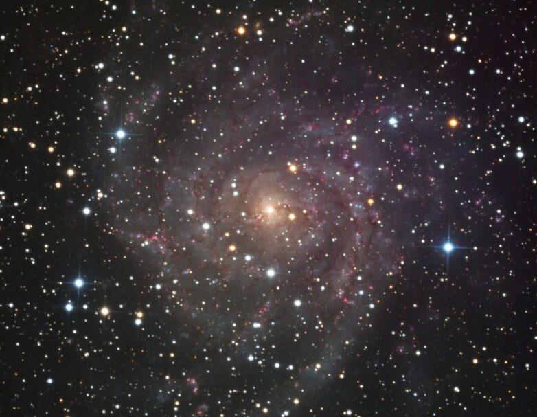 Ανακάλυψη στον τομέα της αστρονομίας