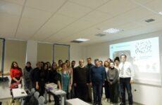 Εκπαιδευτικό σεμινάριο φοιτητών και φιλόζωων στη Λάρισα