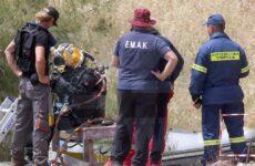 Κύπρος: Δύο βαλίτσες εντοπίστηκαν στην «Κόκκινη Λίμνη»