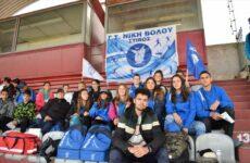 Με επιτυχίες επέστρεψε από το Διασυλλογικό στη Λάρισα η Νίκη Βόλου
