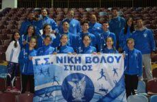 Θετικά αποτελέσματα για τον στίβο της Νίκης Βόλου στο Διασυλλογικό στη Λάρισα