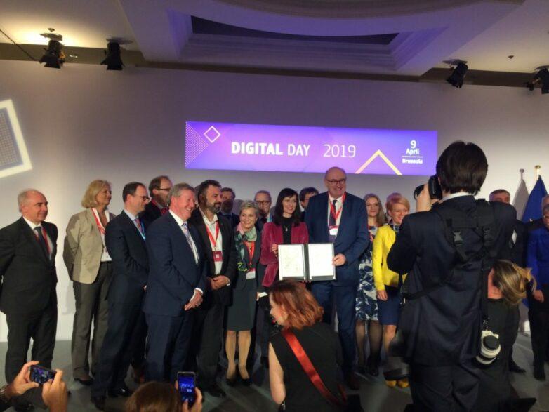 Υπεγράφη η διακήρυξη για «Ένα έξυπνο και βιώσιμο ψηφιακό μέλλον για την ευρωπαϊκή γεωργία και την ύπαιθρο»