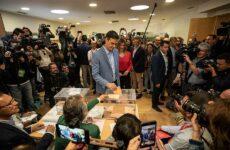 Ισπανία: Άνοιξαν οι κάλπες για τις βουλευτικές εκλογές