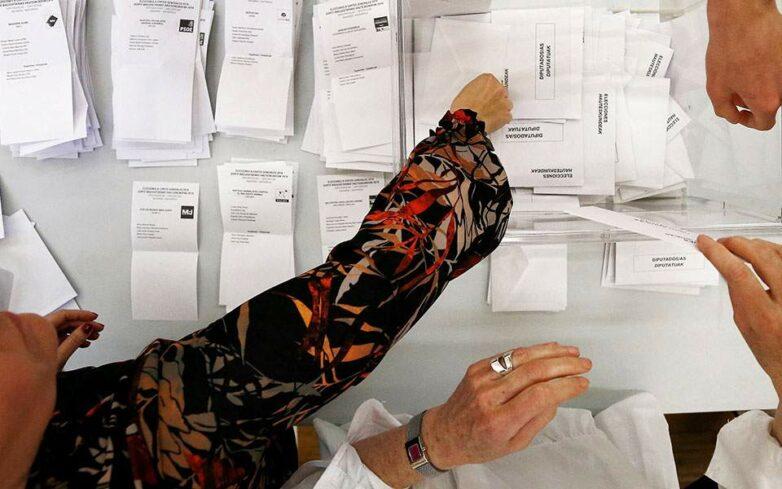 Ισπανικές εκλογές: Νίκη των Σοσιαλιστών χωρίς αυτοδυναμία