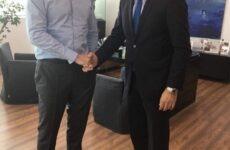 Υποψήφιος βουλευτής με την Ν.Δ. ο Γιώργος Καλτσογιάννης