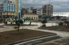 Την Παρασκευή 19 Απριλίου τα εγκαίνια του κυκλικού κόμβου στο Δημαρχείο Βόλου