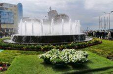 Εγκαινιάστηκε το…ερωτεύσιμο έργο του κυκλικού κόμβου στο Δημαρχείο