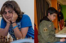 Δύο φίλοι γράφουν ιστορία στο σκάκι των μαθητικών πρωταθλημάτων της Θεσσαλίας