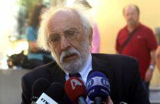 Συνελήφθη για τη «μαφία των φυλακών» και ο Θ. Παναγόπουλος