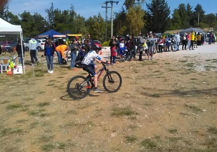 Το τμήμα ποδηλασίας της Νίκης Βόλου στηρίζει την εκδήλωση «Εκπαίδευση και Μαθητεία- Έμπνευση – Δημιουργία – Εξέλιξη»