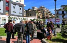 Διαμαρτυρία φοιτητών και συνδικαλιστών για το Πολυνομοσχέδιο Γαβρόγλου