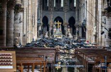 Παναγία των Παρισίων: Εικόνες από το εσωτερικό του ναού